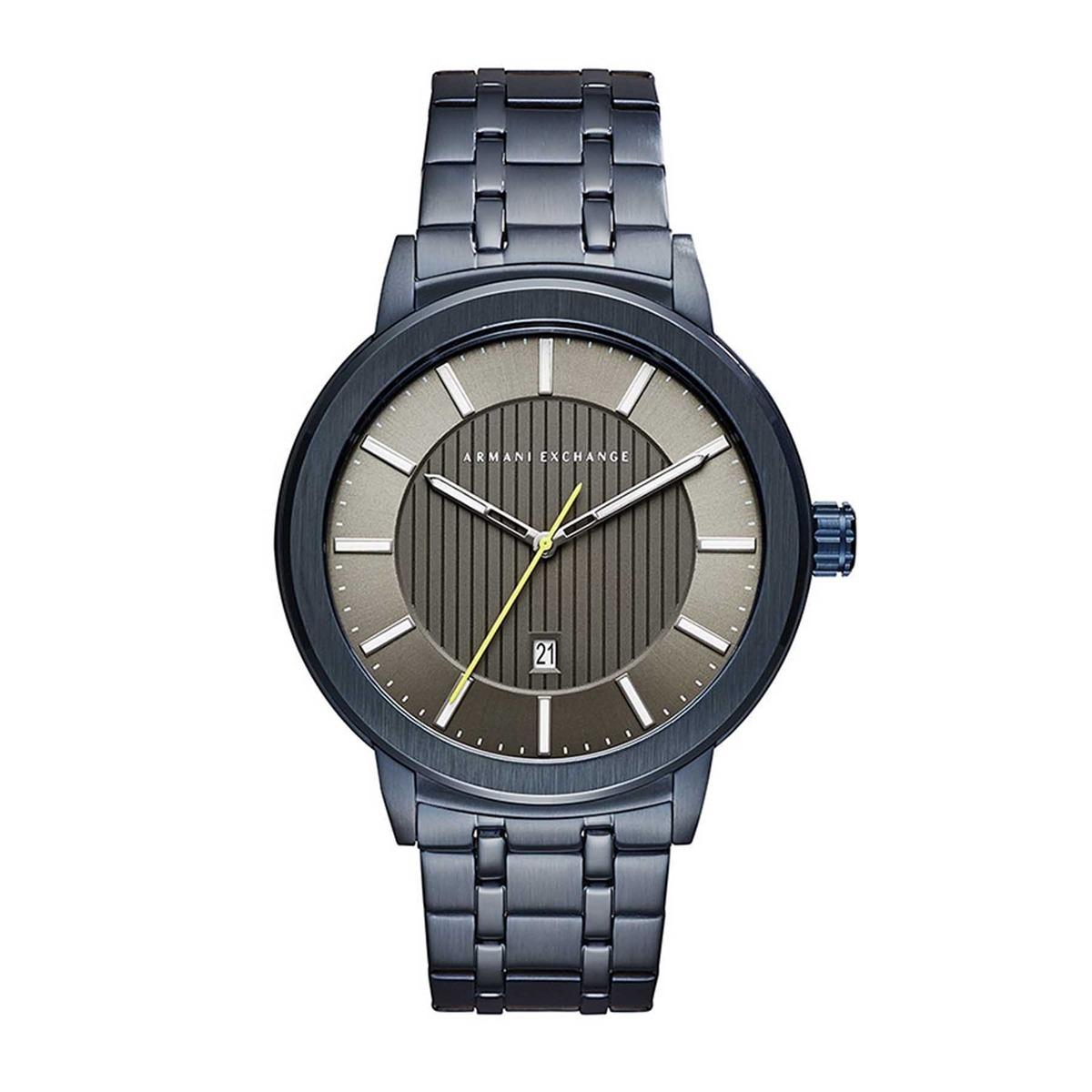 5c58a897c71 relógio armani exchange analógico masculino ax1458 4cn. Carregando zoom.