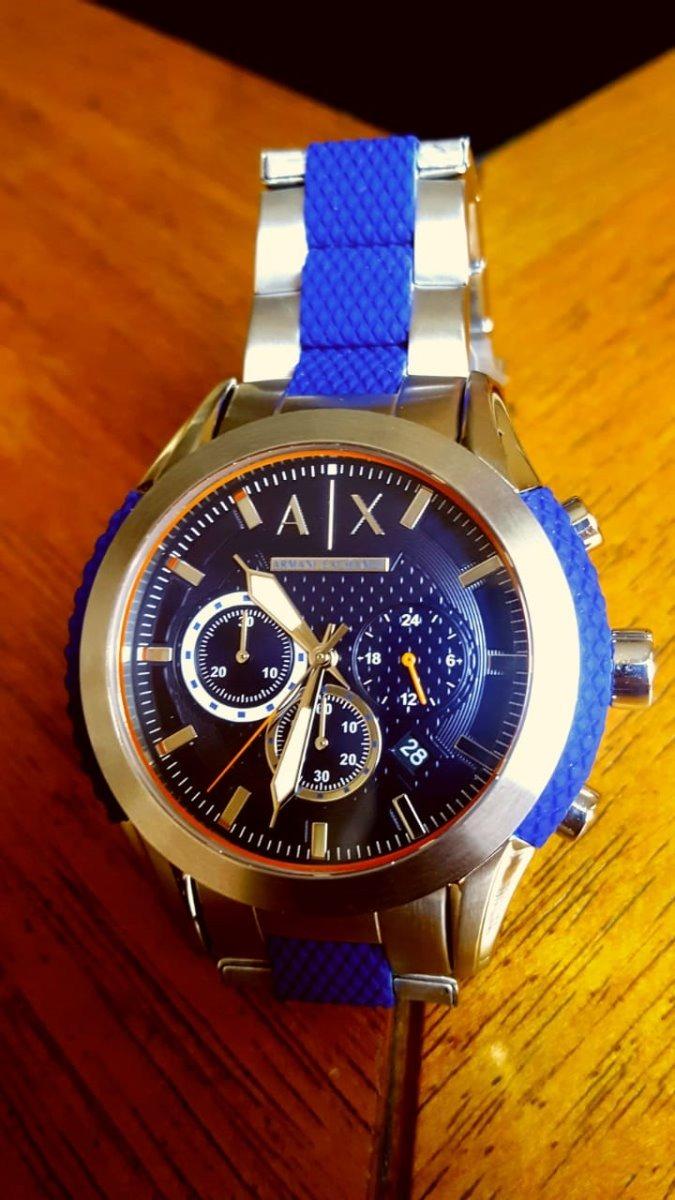4883ee3241e relógio armani exchange ax 1386 - 100% original. Carregando zoom.