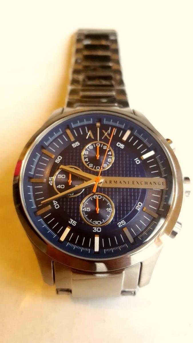 b558e3858f6 relógio armani exchange ax 2155 - 100% original. Carregando zoom.