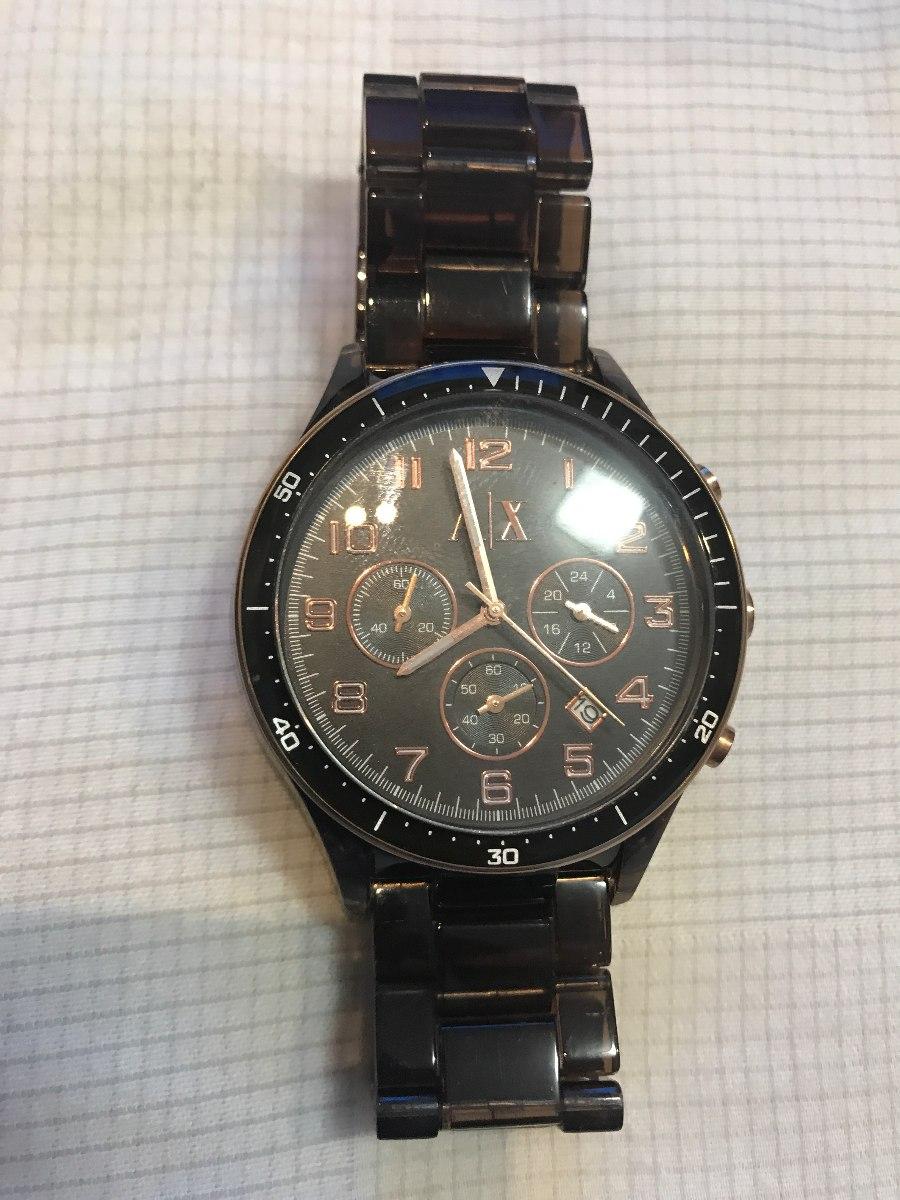 13561ef837a relogio armani exchange ax 5105 - original com caixa. Carregando zoom.