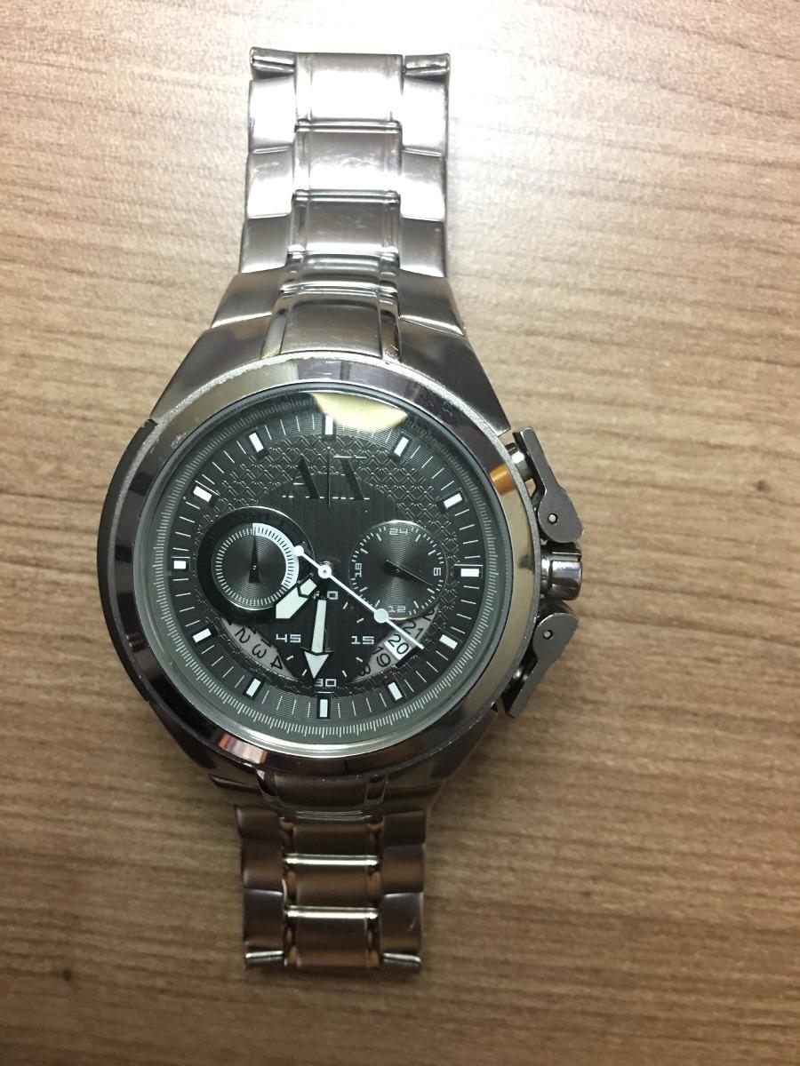 1ecd0383463 relógio armani exchange ax1039. Carregando zoom.