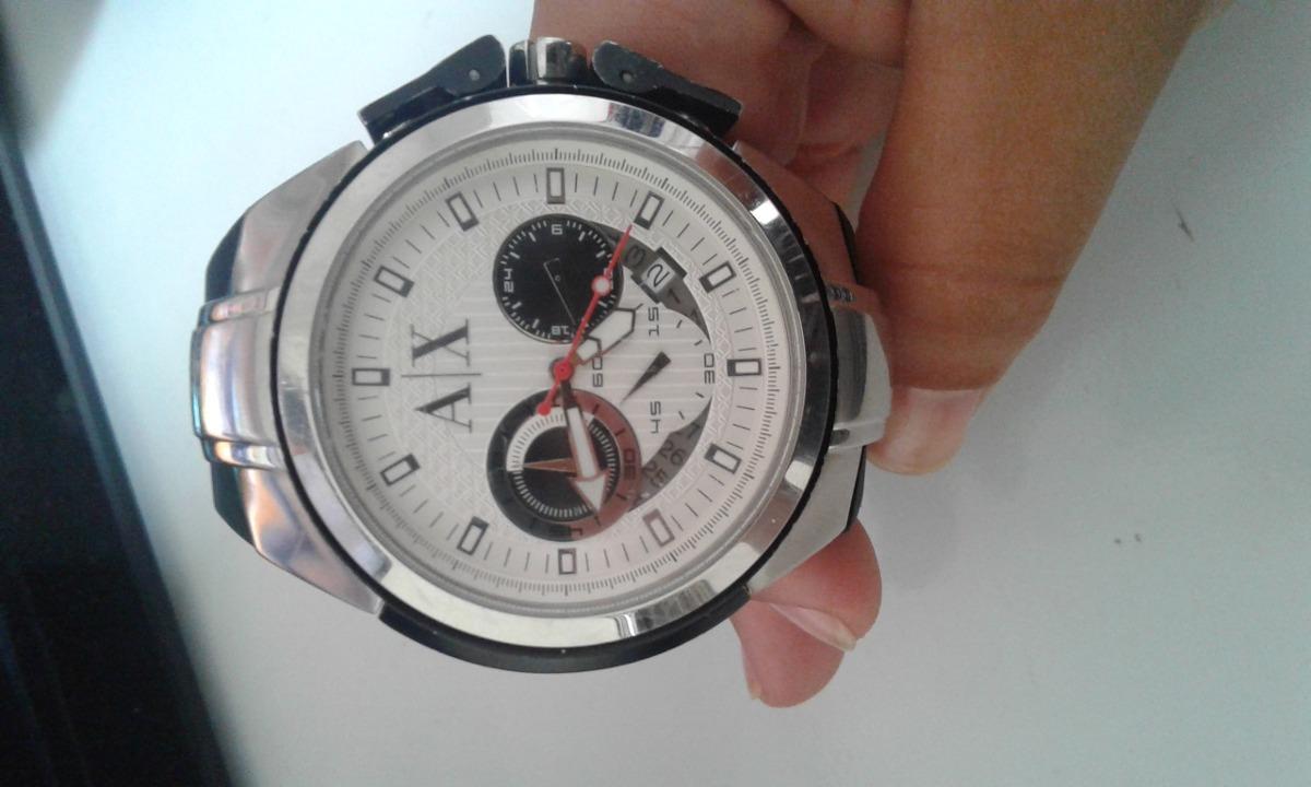 Relógio Armani Exchange Ax1068 Original - R  500,00 em Mercado Livre 982f66538e
