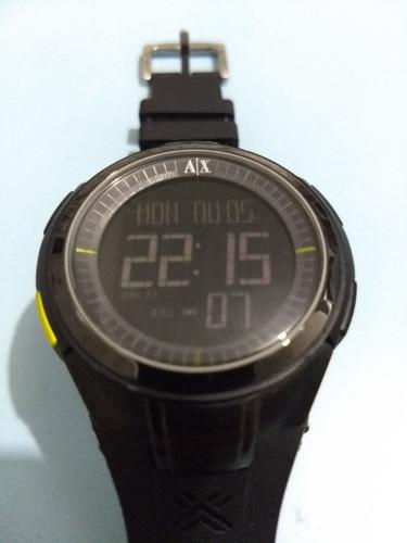 relógio armani exchange ax1106