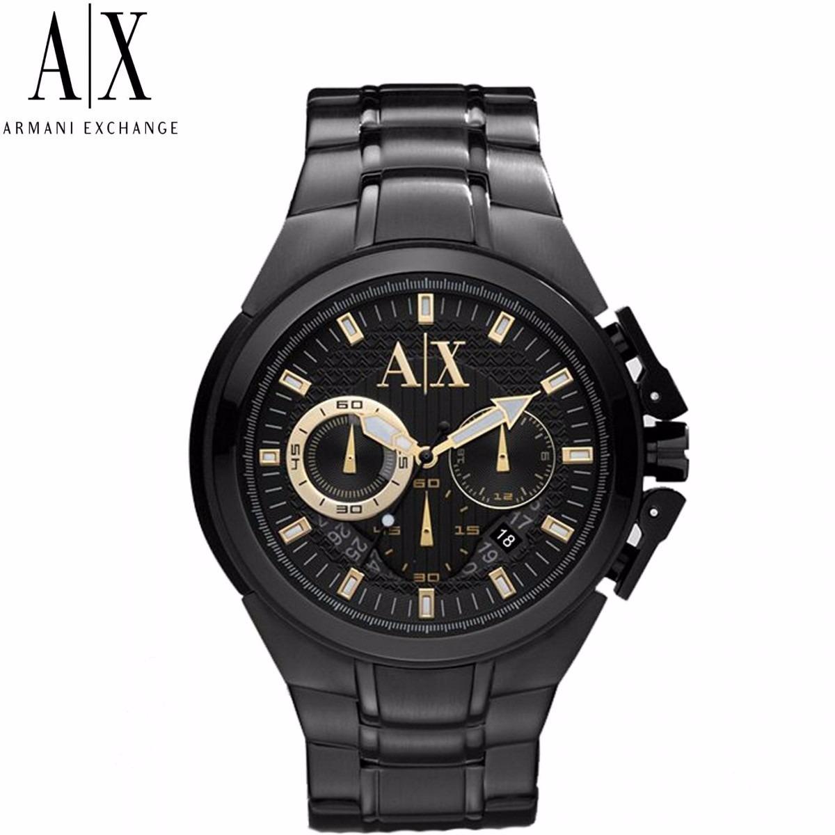 50eab243f6c Relógio Armani Exchange Ax1192 Original Com Caixa E Garantia - R  895