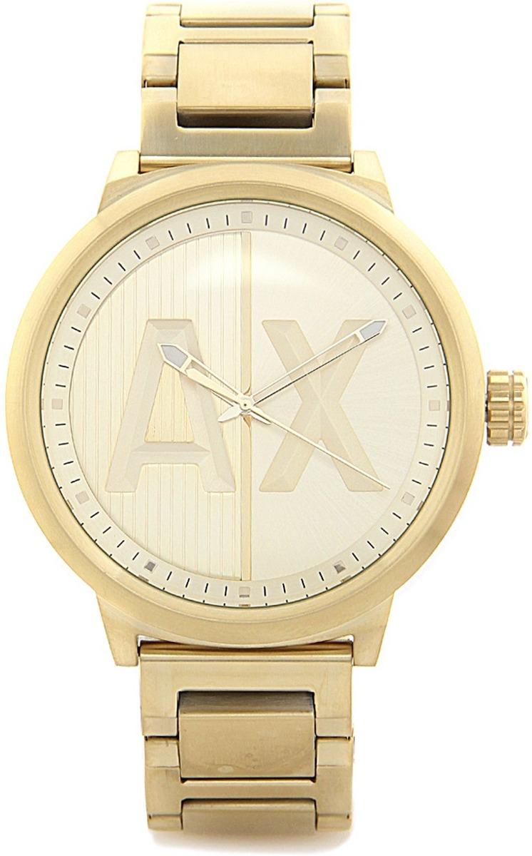 79003ddc35f relógio armani exchange ax1363 original dourado masculino. Carregando zoom.