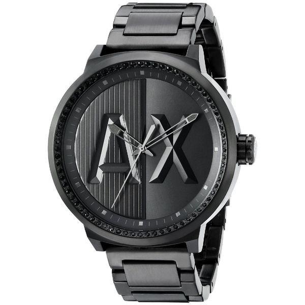 Relógio Armani Exchange Ax1365 Com Garantia + Frete Gratis - R  399,99 em  Mercado Livre 4b5664655f