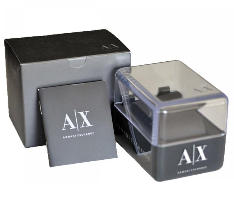 81e4a5a1dbb relógio armani exchange ax1754 - garantia ax brasil. Carregando zoom.