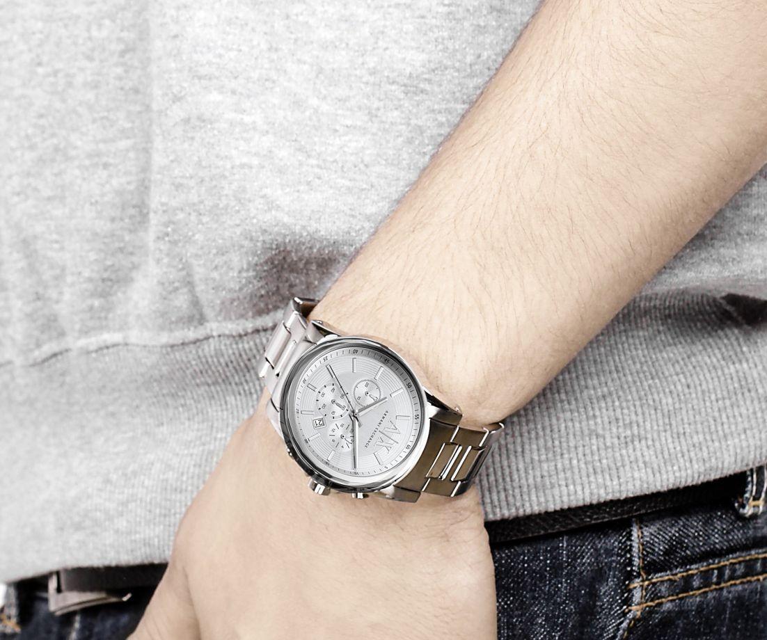 88617ed5d04 relógio armani exchange ax2058. Carregando zoom.