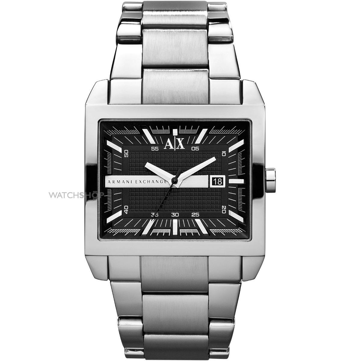 872a532a8e0 Relógio Armani Exchange Ax2200 Original Com Caixa E Garantia - R  695