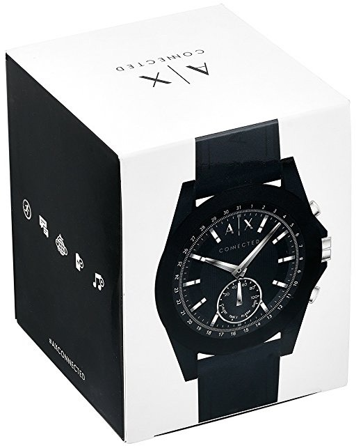 e89766ccaa8 Relógio Armani Exchange Connected Axt1001 Smartwatch Hybrid - R ...