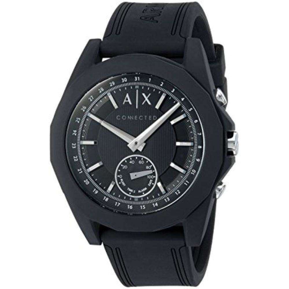 0d2d54281cc relógio armani exchange connected axt1001 smartwatch hybrid. Carregando  zoom.