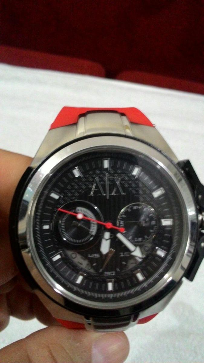Relógio Armani Exchange Cronógrafo Ax 1042 - R  549,00 em Mercado Livre 07ee86372e