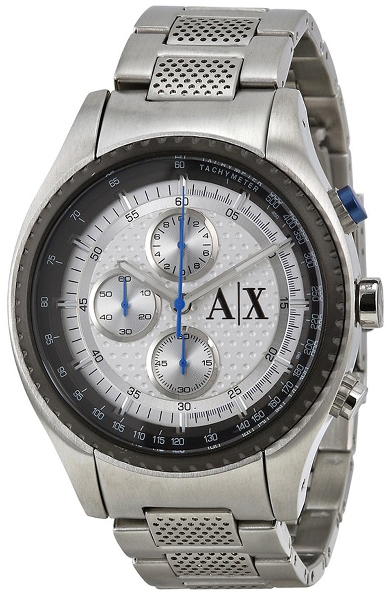 697707a9f1c relógio armani exchange cronógrafo masculino ax1602. Carregando zoom.