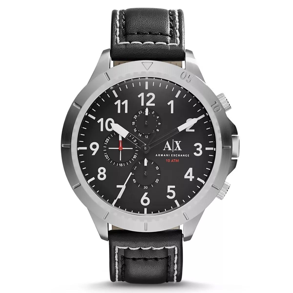 ce0be4dcd1d relógio armani exchange cronógrafo masculino ax1754 0pn. Carregando zoom.