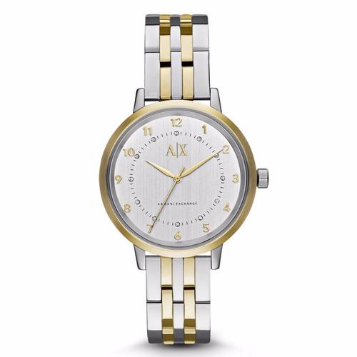 relógio armani exchange ladies classic ax5369