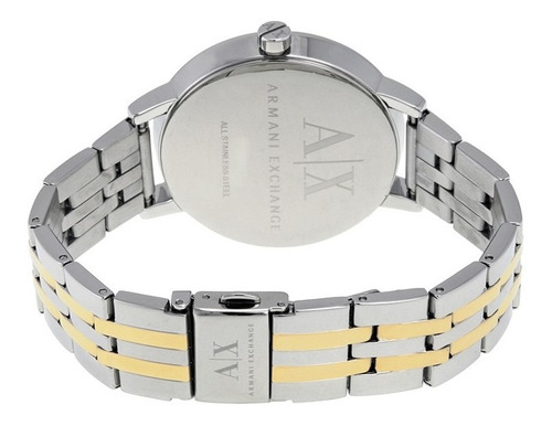 relógio armani exchange ladies classic ax5369