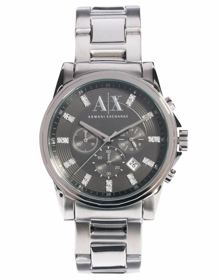 08674268b10 relógio armani exchange masculin ax2092 original frete gráti. Carregando  zoom.