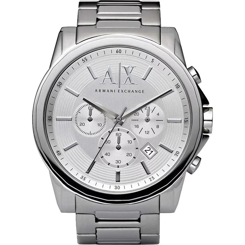 b87499074b0 Relógio Armani Exchange Masculino Cronógrafo Ax2058 - R  910