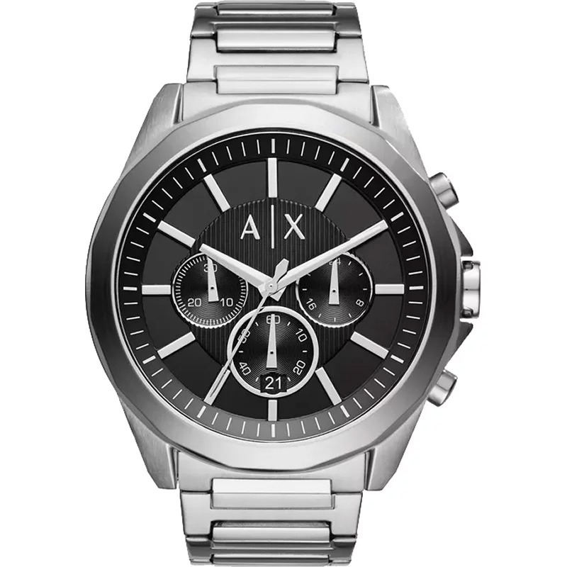 85829048028 Relógio Armani Exchange Masculino Cronógrafo Ax2600