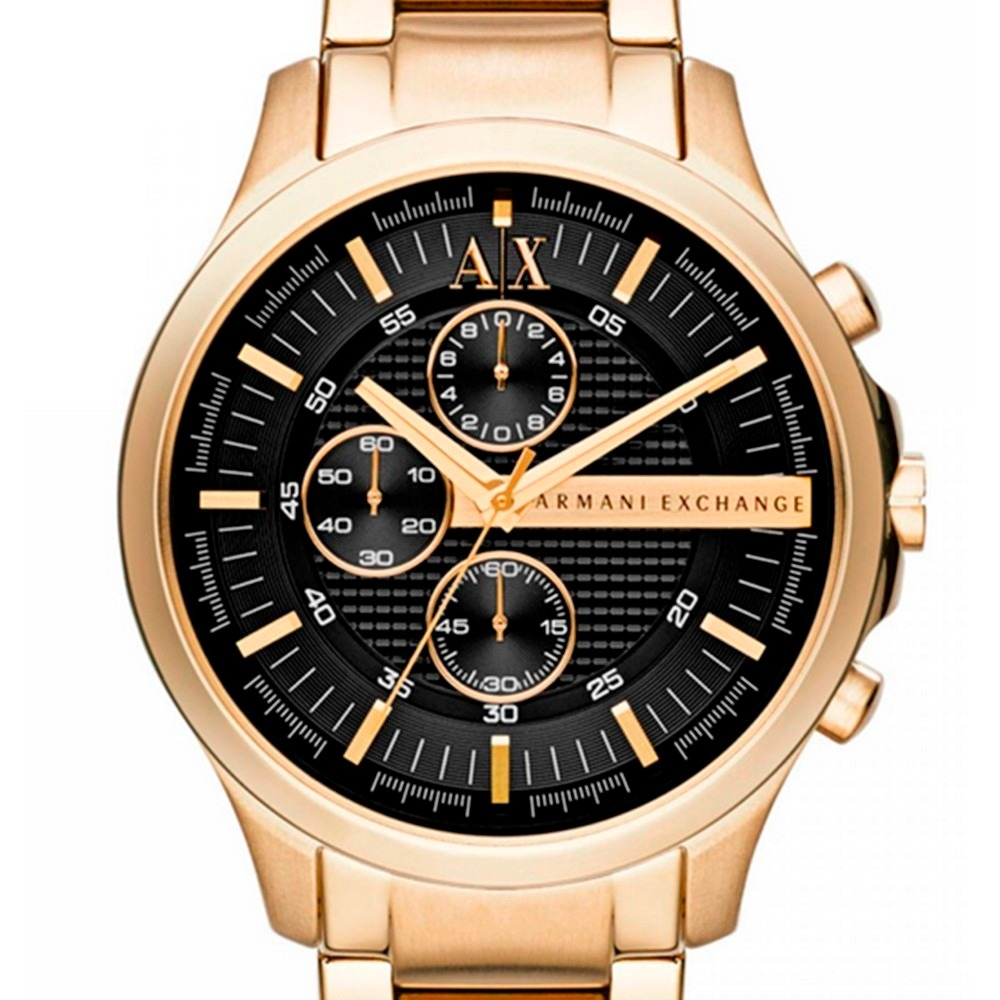 18b34a291deb9 Relógio Armani Exchange Masculino Ax2137 4pn - R  1.308