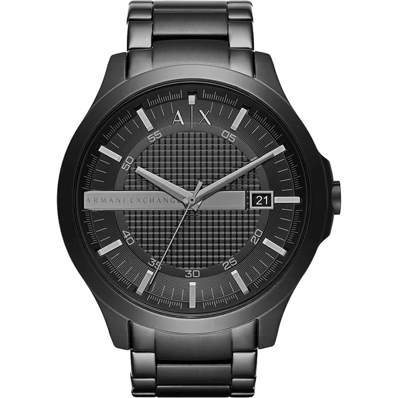 237856f39ad Relógio Armani Exchange Masculino Ax2104 - R  1.000