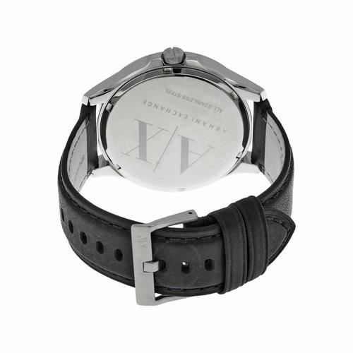 6b6ecf6e8f5c9 Relógio Armani Exchange Masculino Couro - Ax2101 - R  699