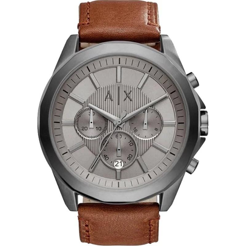 8d0141e1c88 Características. Marca Armani Exchange  Modelo AX2605  Gênero Masculino   Material da correia do relógio de pulso ...