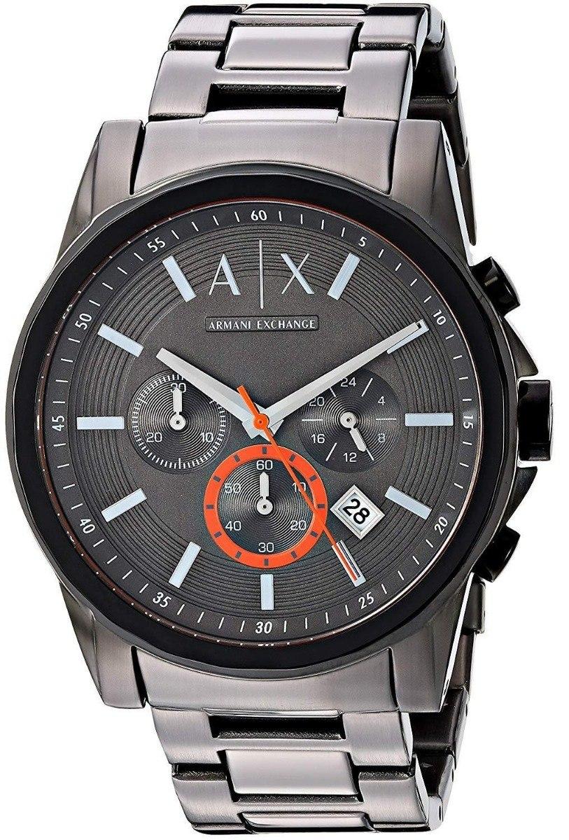 def872da8e9 Relógio Armani Exchange Masculino Ax169x - Novo