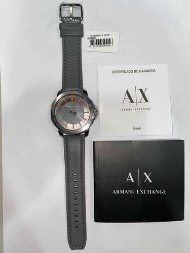 relógio armani exchange masculino - ax1904/0cn - promoção