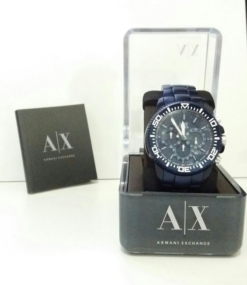 8ce105326af relógio armani exchange - modelo ax1209 - produto original. Carregando zoom.