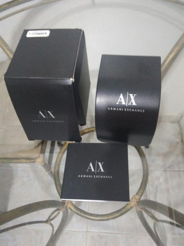 5d2a5c4d262d9 Relogio Armani Exchange Modelo Ax1385 - R  1.400,00 em Mercado Livre