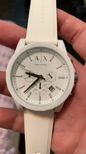 relógio armani exchange original lindo