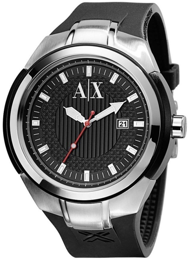 2d443a17cca relógio armani exchange uax1067n original. Carregando zoom.