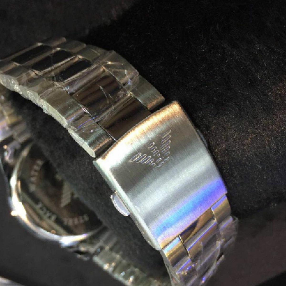ae0f05d8493 relogio armani feminino em aço quatz frete gratis imperdivel. Carregando  zoom.