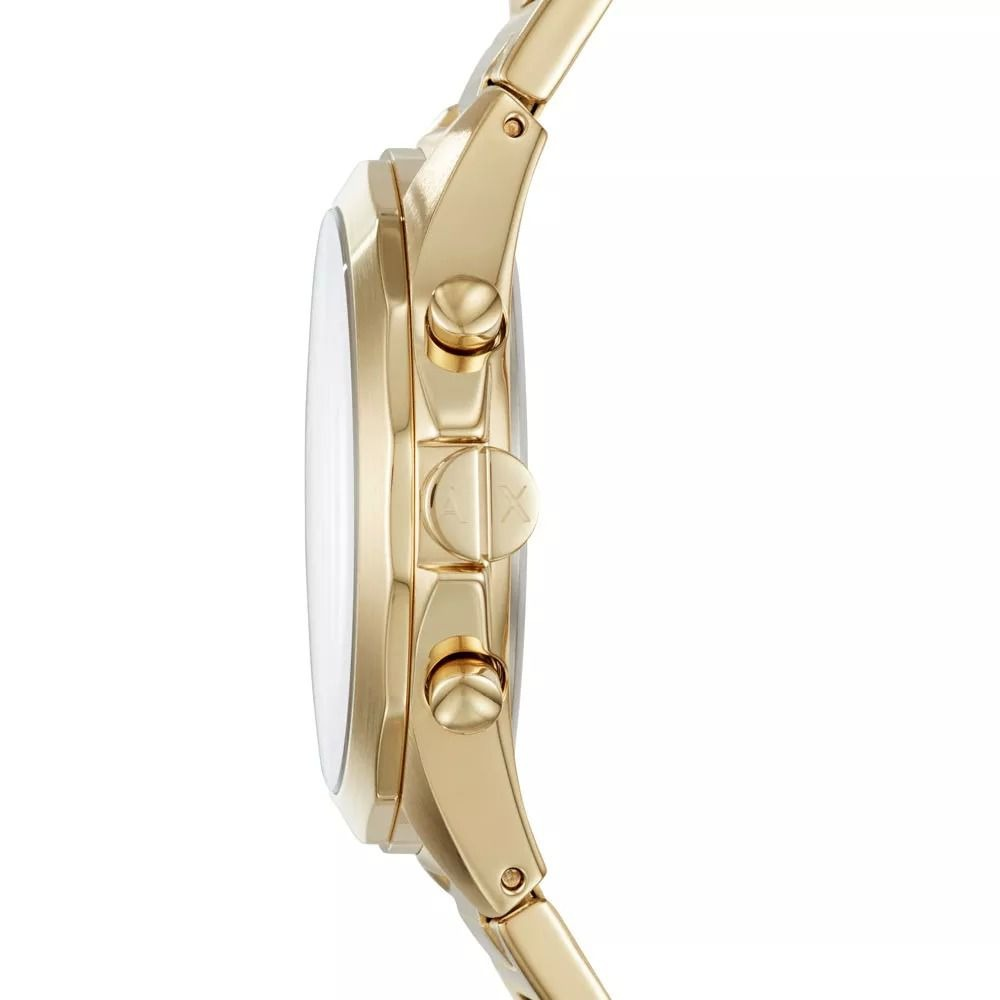 54d9f370ebb42 relógio armani dourado original masculino c  garantia oferta. Carregando  zoom... relógio armani masculino. Carregando zoom.