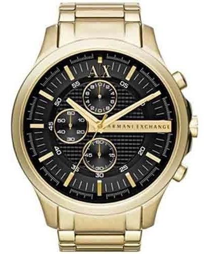 relógio armani masculino ax2137/4pn 004338rean