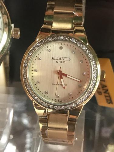 relógio atlantis 1 ano de garantia
