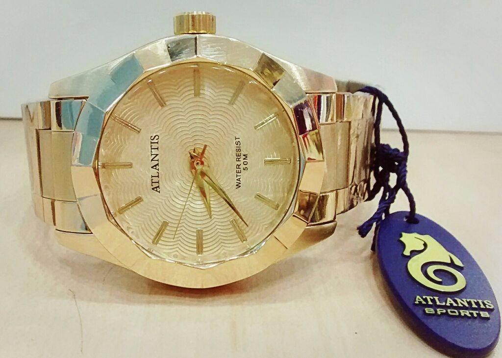 ab234219cfa relógio atlantis collor feminino original - lançamentos. Carregando zoom.