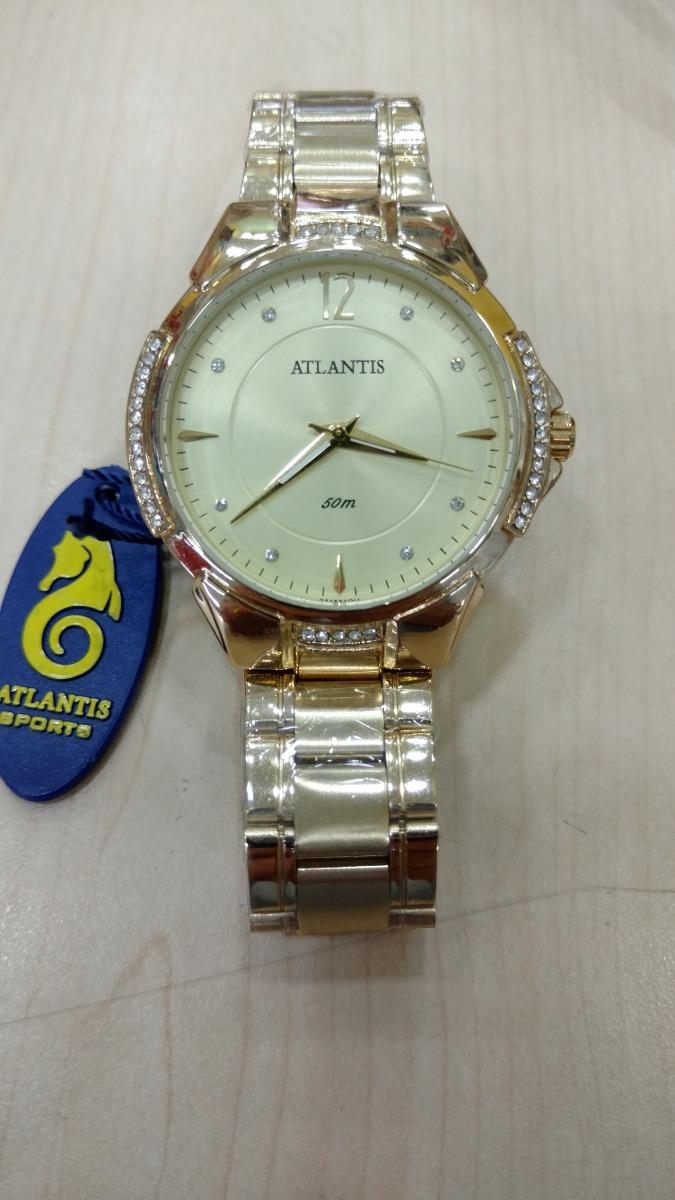 48a917db41a Carregando zoom... atlantis feminino relógio. Carregando zoom... relógio  atlantis feminino luxo original - lançamentos fret g
