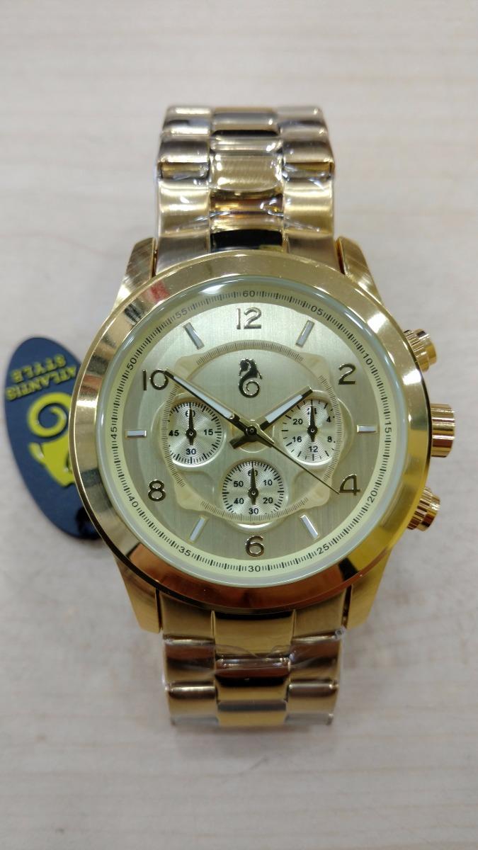 342c955b61d relógio atlantis feminino luxo original - lançamento. m.3153. Carregando  zoom.