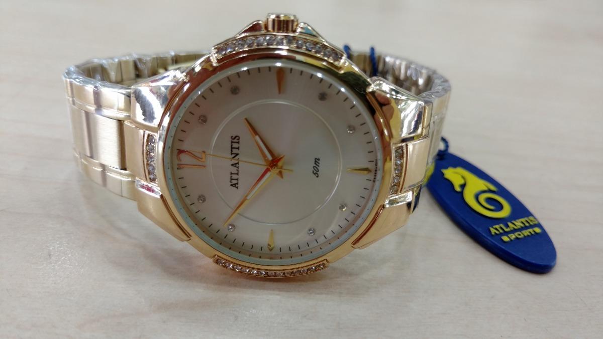 82dc665cc60 relógio atlantis feminino luxo original - lançamentos fret g. Carregando  zoom.