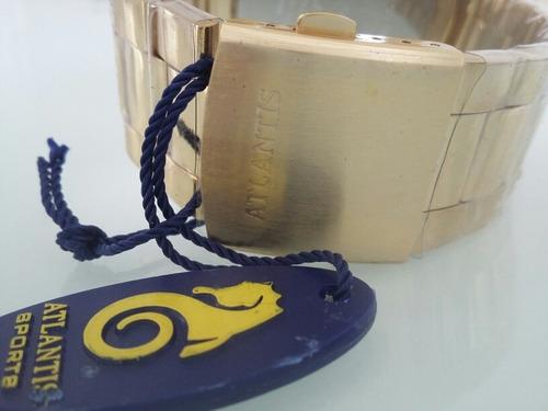 relógio atlantis original