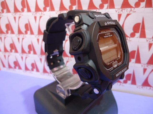 ee3e36a35cd Relogio Atlantis Original Gshock Mud Quadrado Preto   Casio - R  54 ...