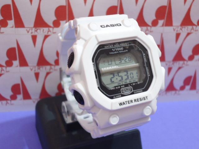 53306be2dfa Relogio Atlantis Original Gshock Quadrado Branco   Casio - R  59