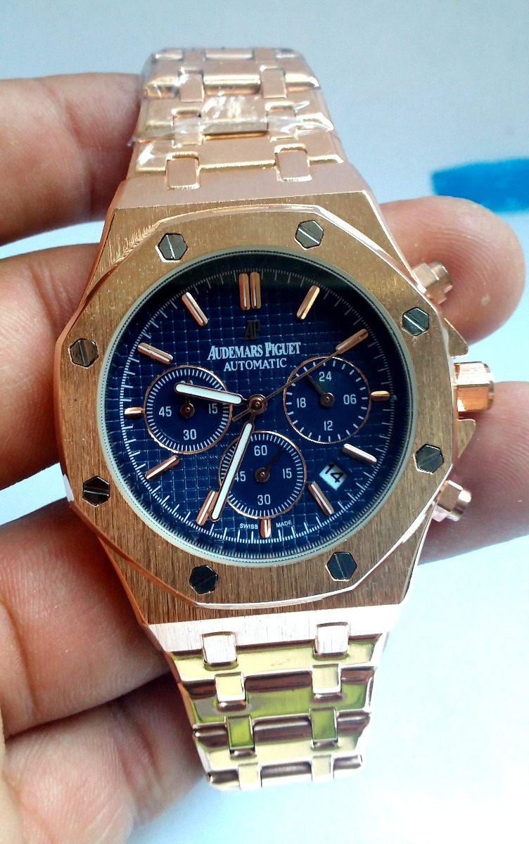 da73da593e3 Relogio Audemars Piguet Royal Oak Offshore Gold - R  279