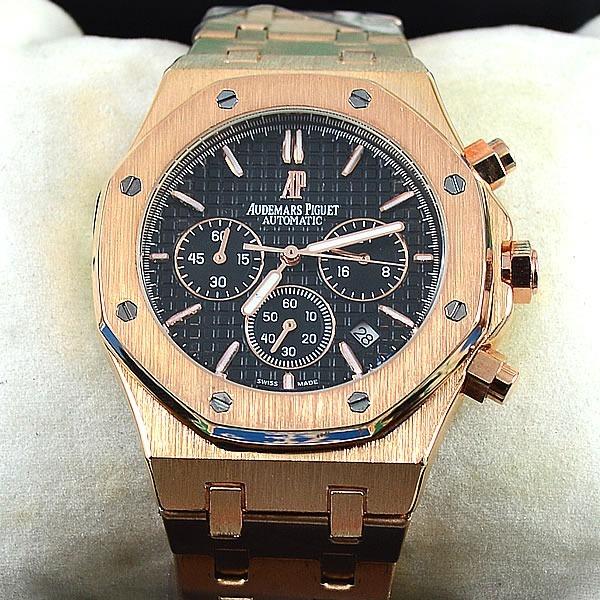 446ddbaf2a7 relógio audemars piguet royal oak funcional à prova d´água relógio audemars  piguet