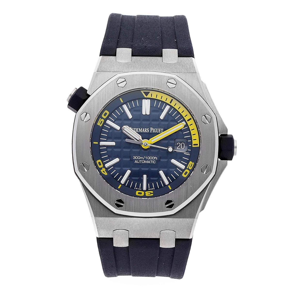67f89c07c28 relógio audemars piguet royal oak offshor - 221640. Carregando zoom.