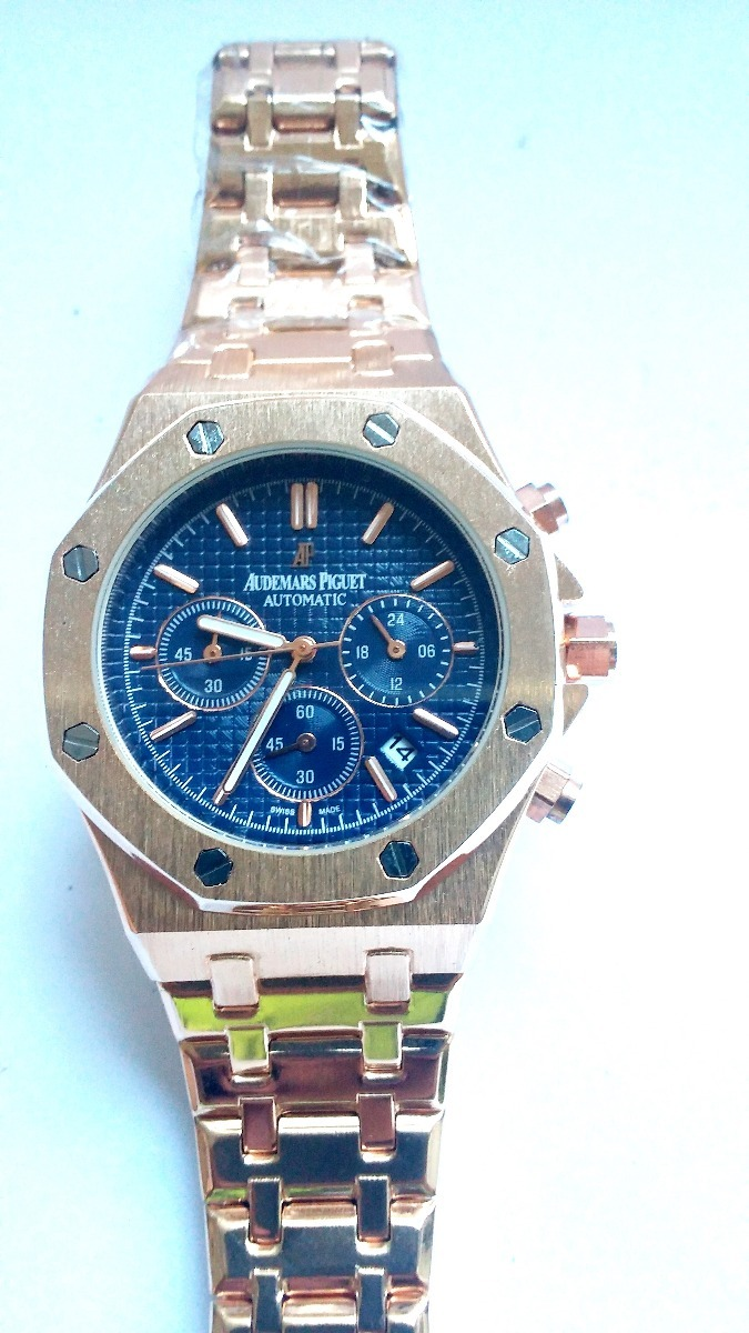 966ccce3617 relogio audemars piguet royal oak offshore gold. Carregando zoom.