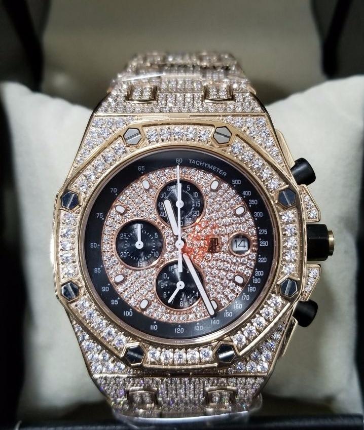 122f553722e relógio audemars piguet royal oak offshore limited edition. Carregando zoom.