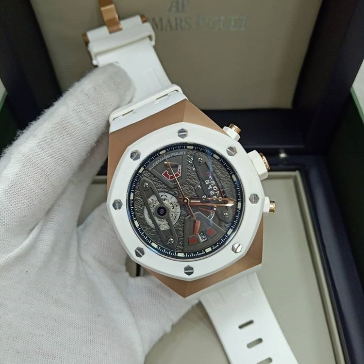 5f024e7ff73 Relógio Audemars Piguet Royal Oak Offshore Ref. 8956 - R  850
